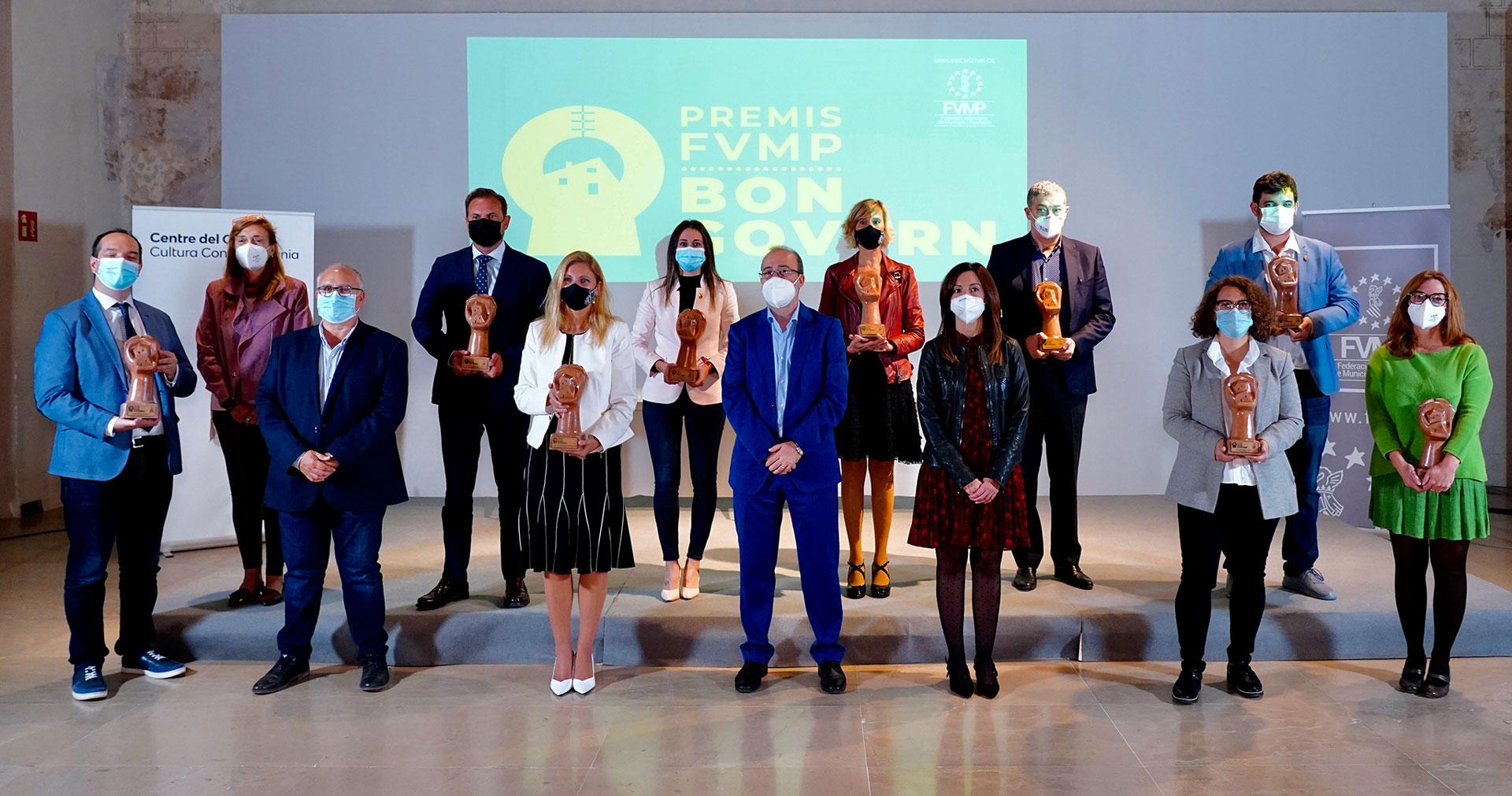 Premis FVMP Bon Govern 2019