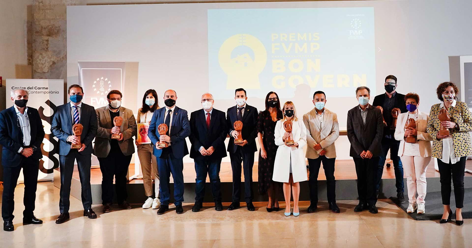 Premis FVMP Bon Govern 2020